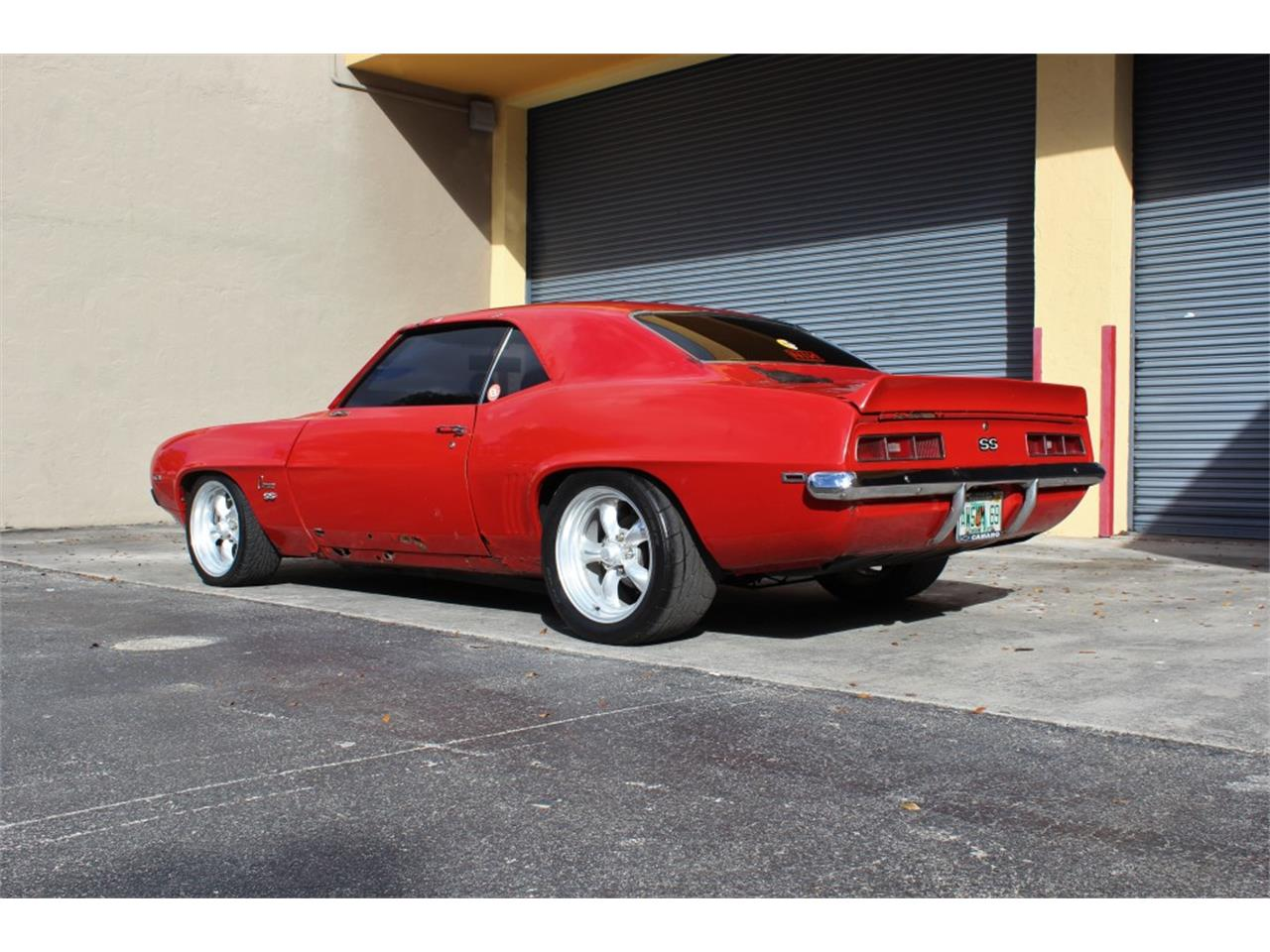 Large Picture of '69 Chevrolet Camaro Offered by Auto Source Group LLC - MFS8