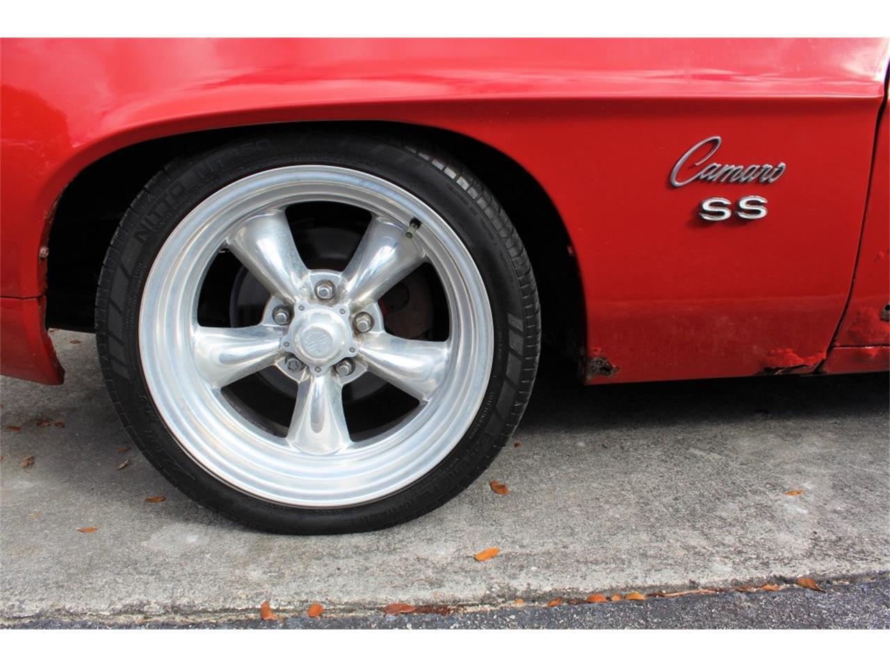 Large Picture of Classic '69 Camaro - MFS8