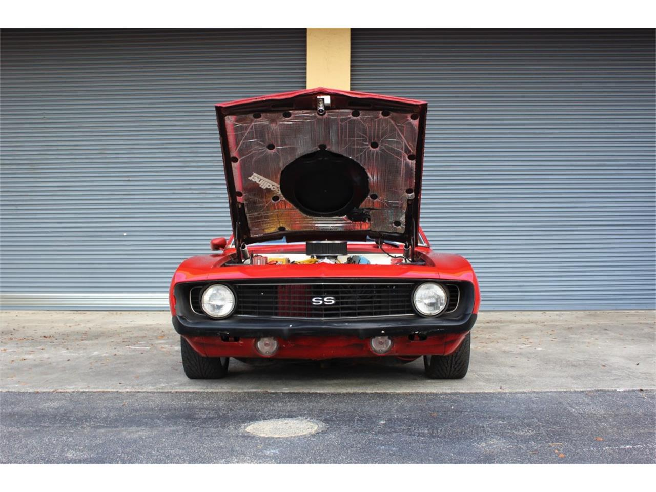 Large Picture of Classic '69 Chevrolet Camaro Offered by Auto Source Group LLC - MFS8