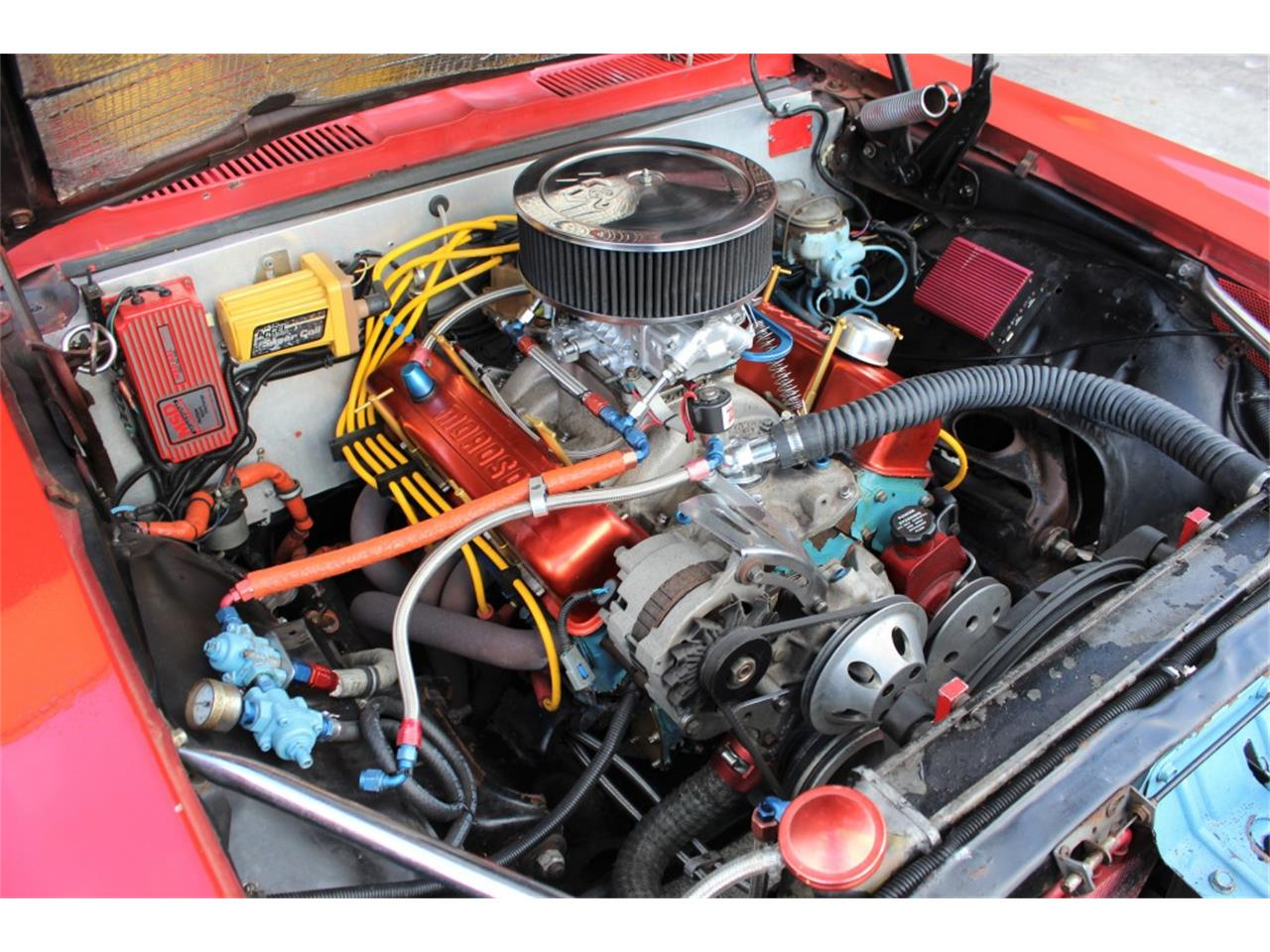 Large Picture of 1969 Chevrolet Camaro located in Florida - $16,490.00 - MFS8