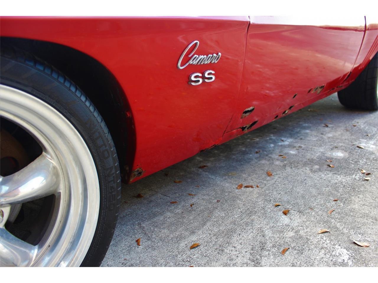 Large Picture of Classic 1969 Camaro located in Doral Florida - MFS8