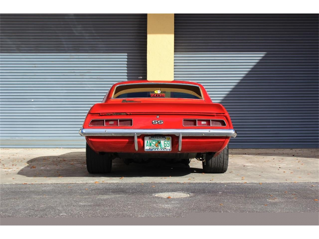 Large Picture of 1969 Camaro located in Doral Florida Offered by Auto Source Group LLC - MFS8