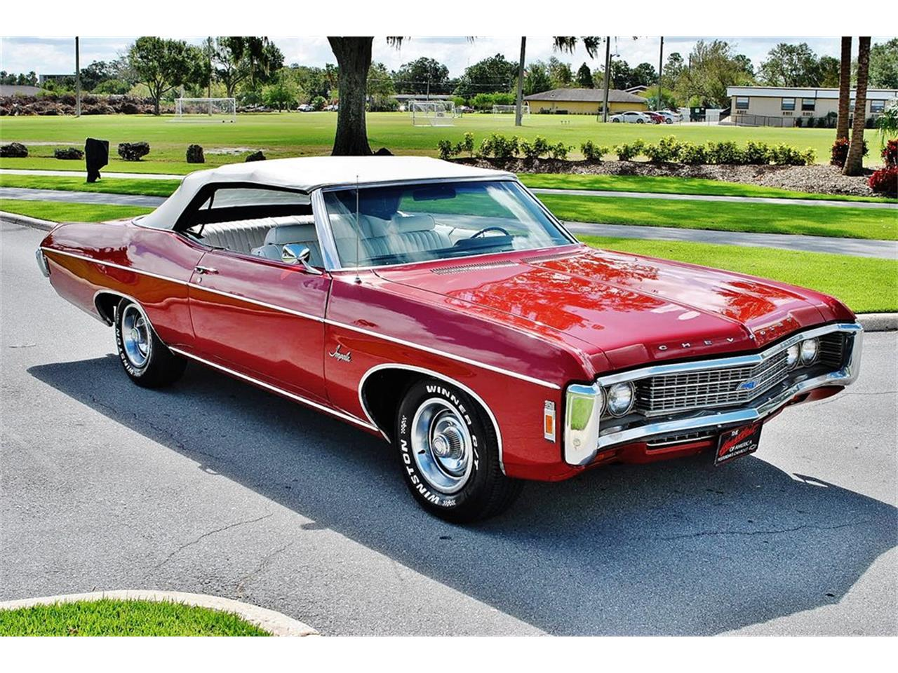 Large Picture of '69 Impala - MFS9