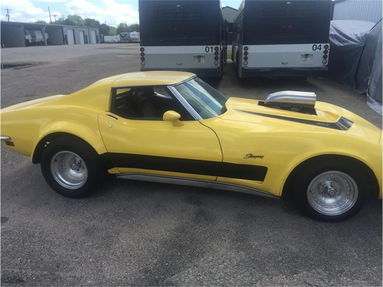 Large Picture of Classic 1973 Chevrolet Corvette located in Texas - MB01