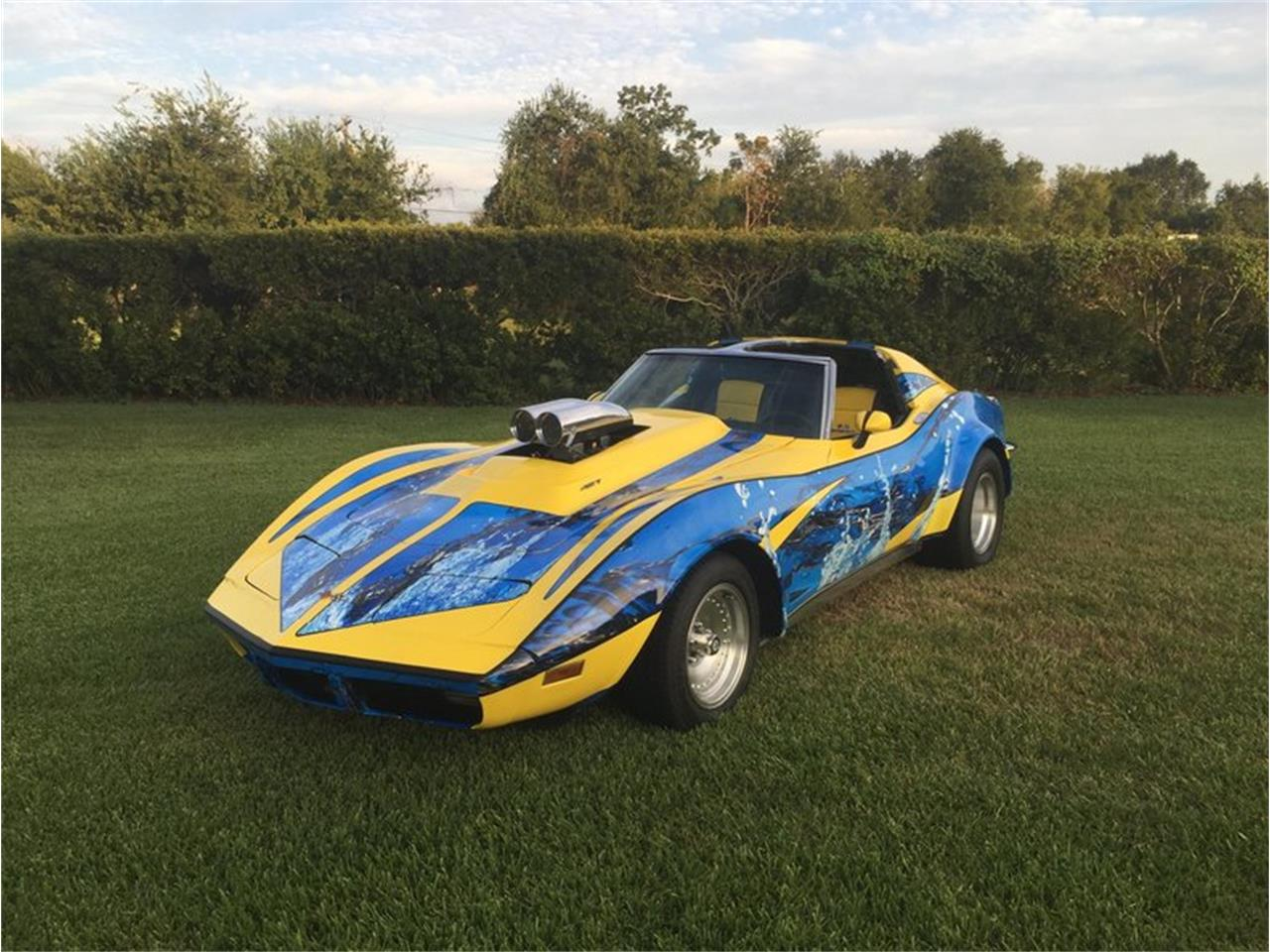 Large Picture of Classic '73 Chevrolet Corvette Offered by Dan Kruse Classics - MB01