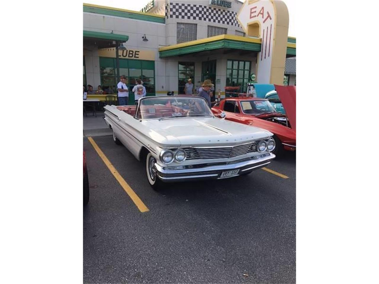 Large Picture of '60 Pontiac Catalina Offered by Wayne Johnson Private Collection - MFSH