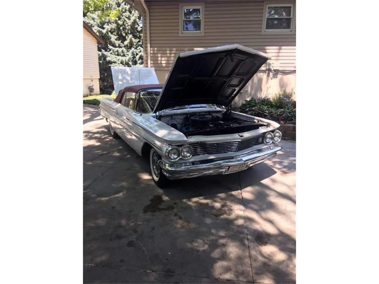 Large Picture of Classic 1960 Pontiac Catalina Offered by Wayne Johnson Private Collection - MFSH