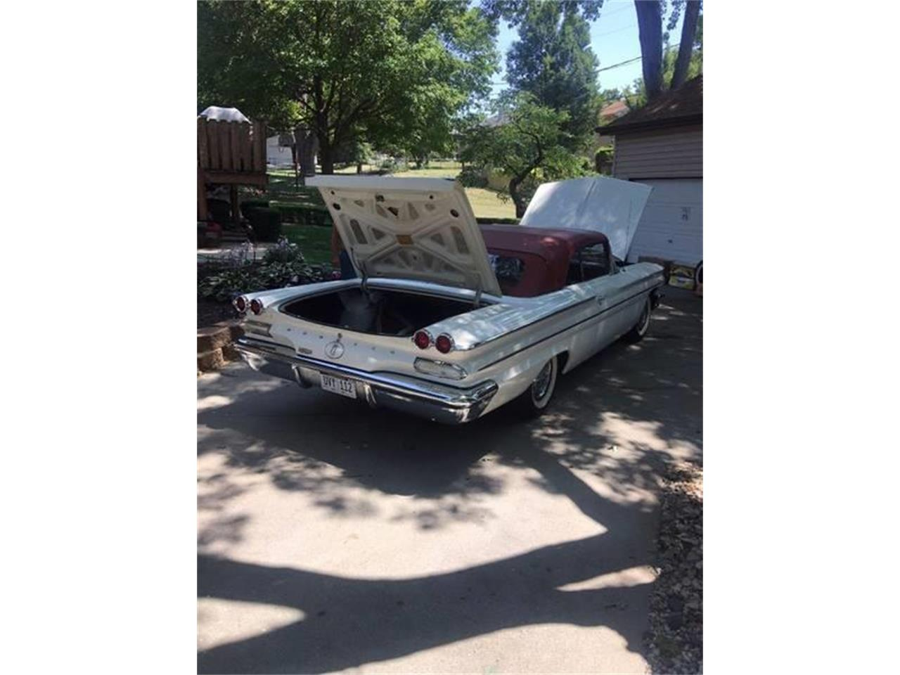 Large Picture of 1960 Pontiac Catalina - $42,500.00 Offered by Wayne Johnson Private Collection - MFSH