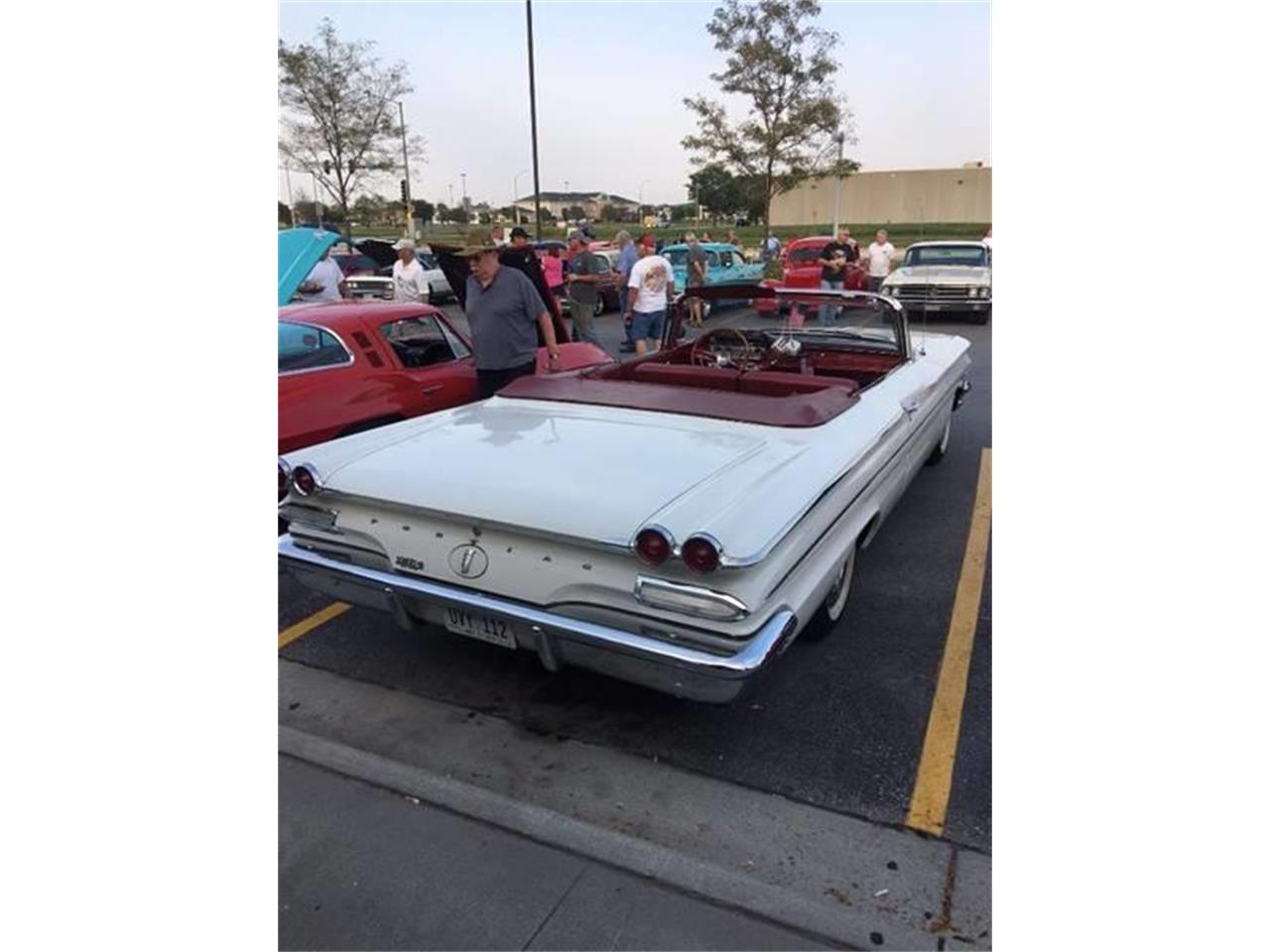Large Picture of '60 Pontiac Catalina - $42,500.00 Offered by Wayne Johnson Private Collection - MFSH