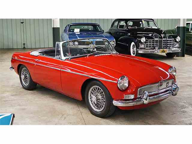 Picture of '67 MGB - MFSQ