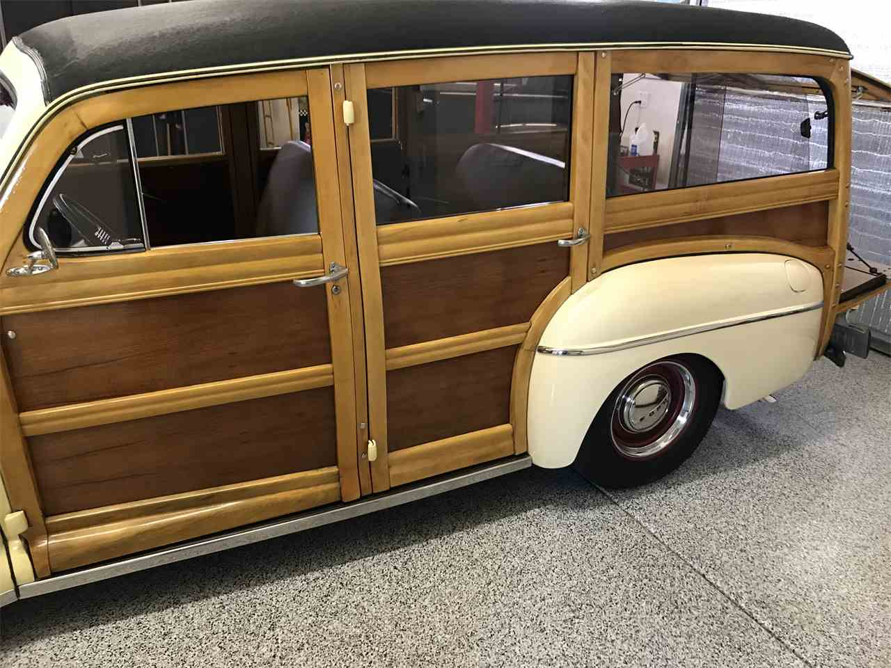 Large Picture of '47 Woody Wagon - MFT6