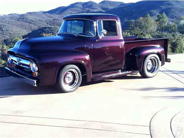 Picture of 1956 Ford F100 Offered by Affordable VIP Classics - MFT7