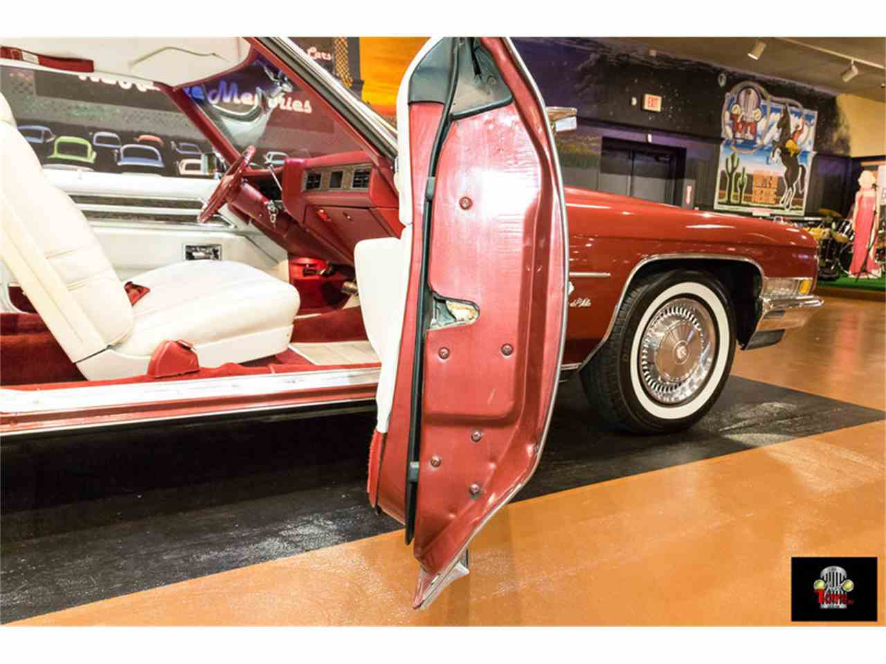 Large Picture of '71 Coupe DeVille - MFTJ