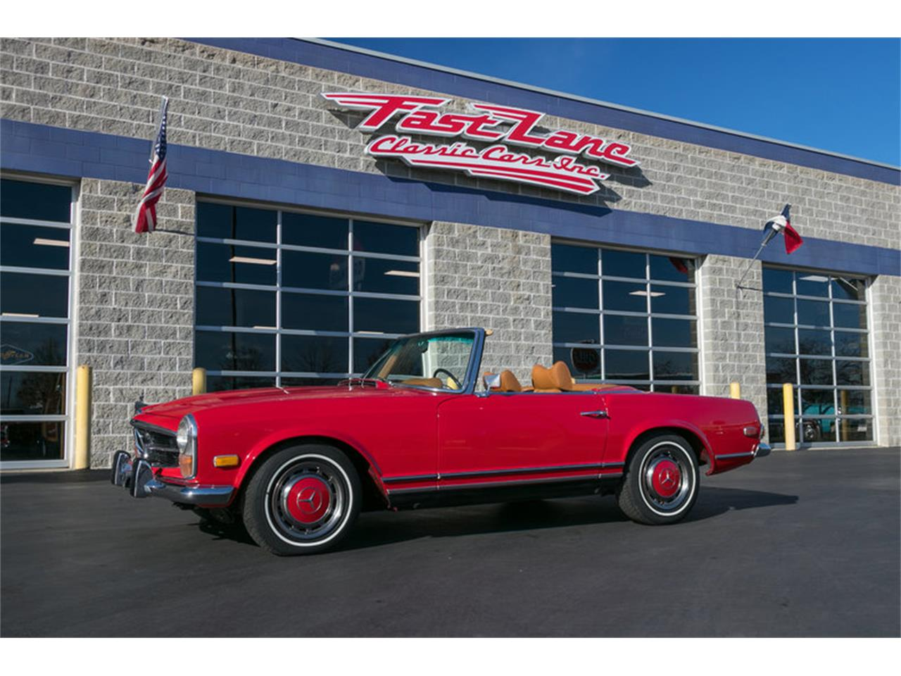 Large Picture of Classic '71 Mercedes-Benz 280SL located in St. Charles Missouri - $69,995.00 - MFTR