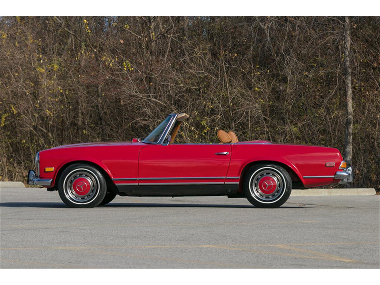 Large Picture of Classic '71 Mercedes-Benz 280SL located in Missouri - MFTR