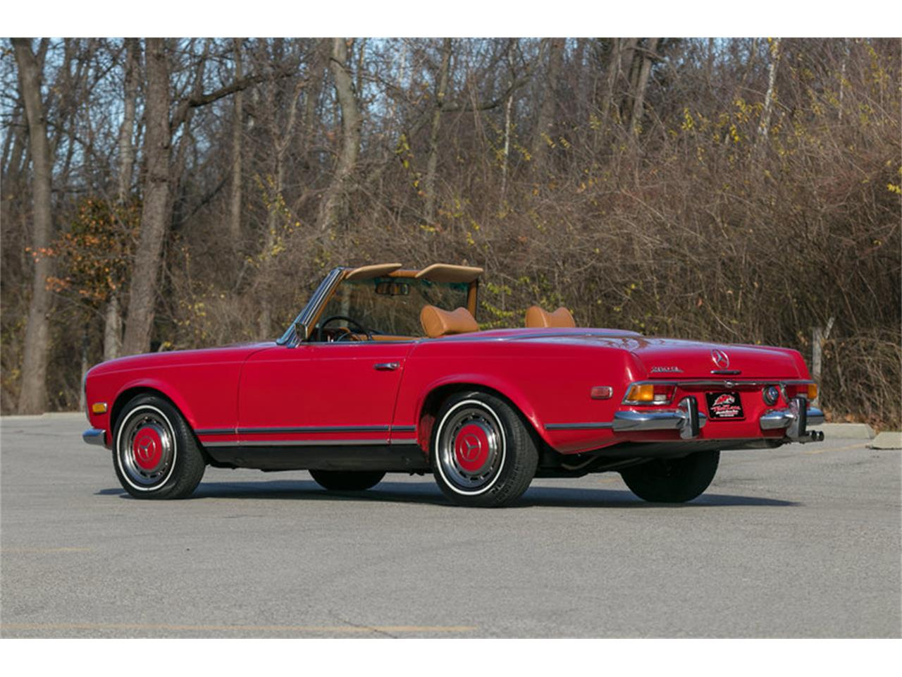 Large Picture of Classic '71 Mercedes-Benz 280SL Offered by Fast Lane Classic Cars Inc. - MFTR