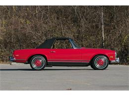 Picture of Classic '71 Mercedes-Benz 280SL located in St. Charles Missouri Offered by Fast Lane Classic Cars Inc. - MFTR