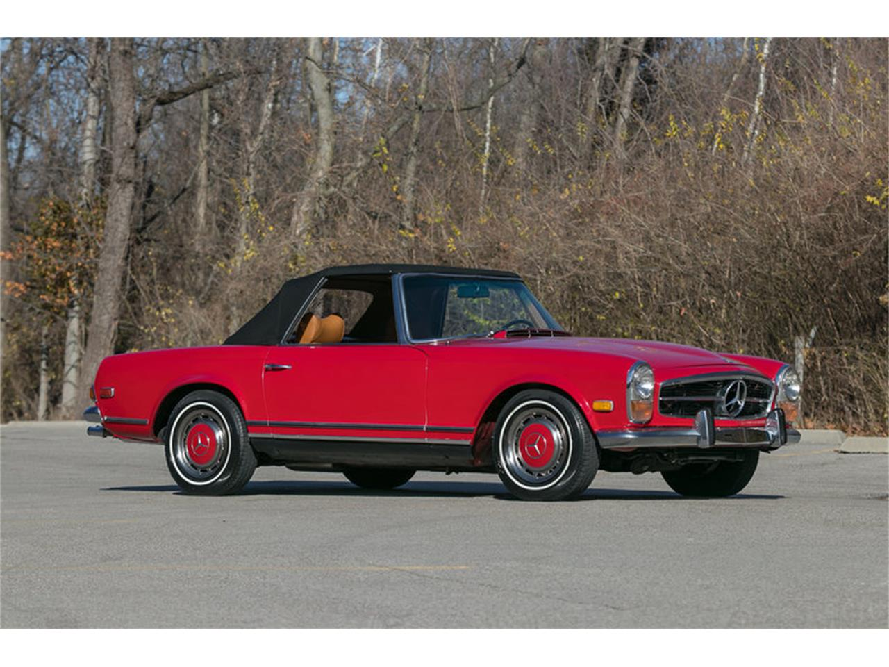 Large Picture of Classic 1971 Mercedes-Benz 280SL located in St. Charles Missouri - $69,995.00 - MFTR