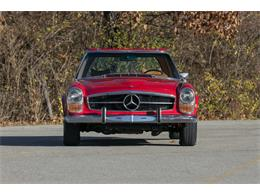 Picture of 1971 280SL located in St. Charles Missouri Offered by Fast Lane Classic Cars Inc. - MFTR