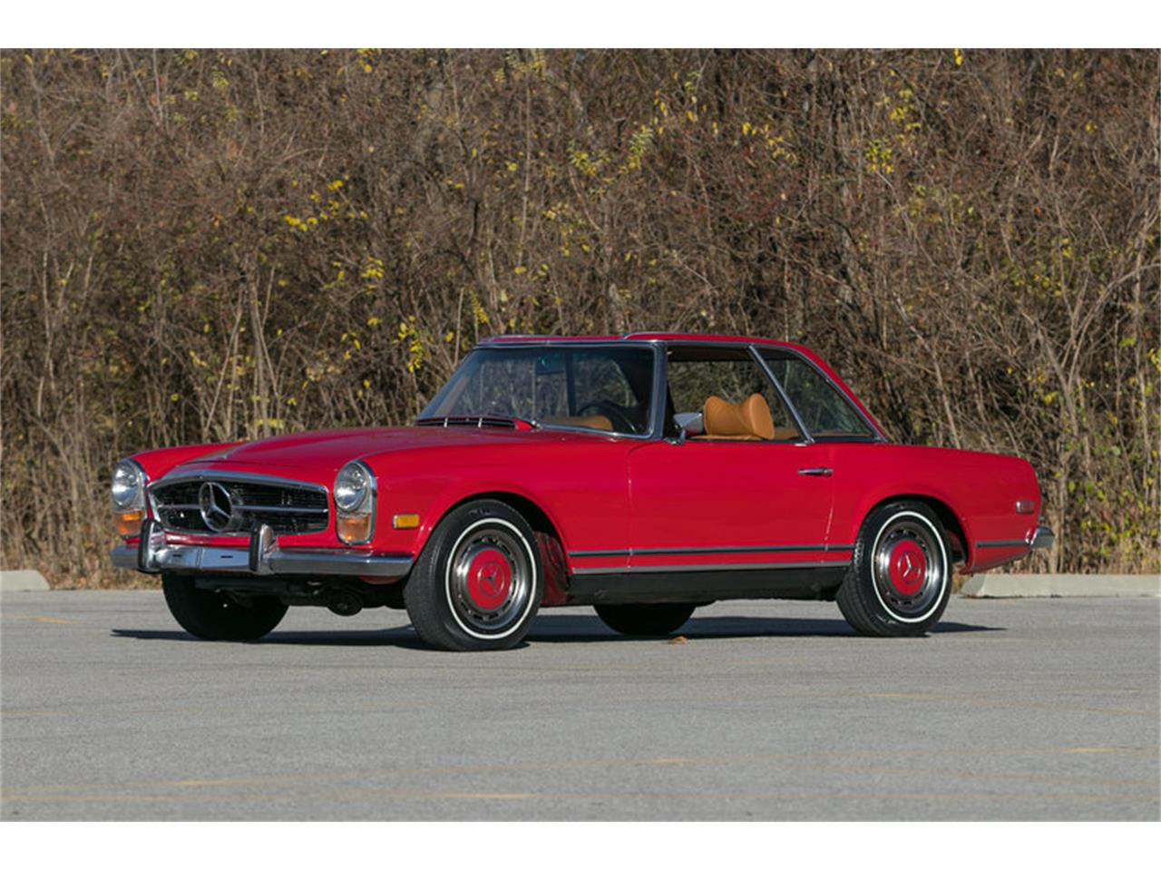 Large Picture of 1971 280SL located in Missouri - $69,995.00 - MFTR