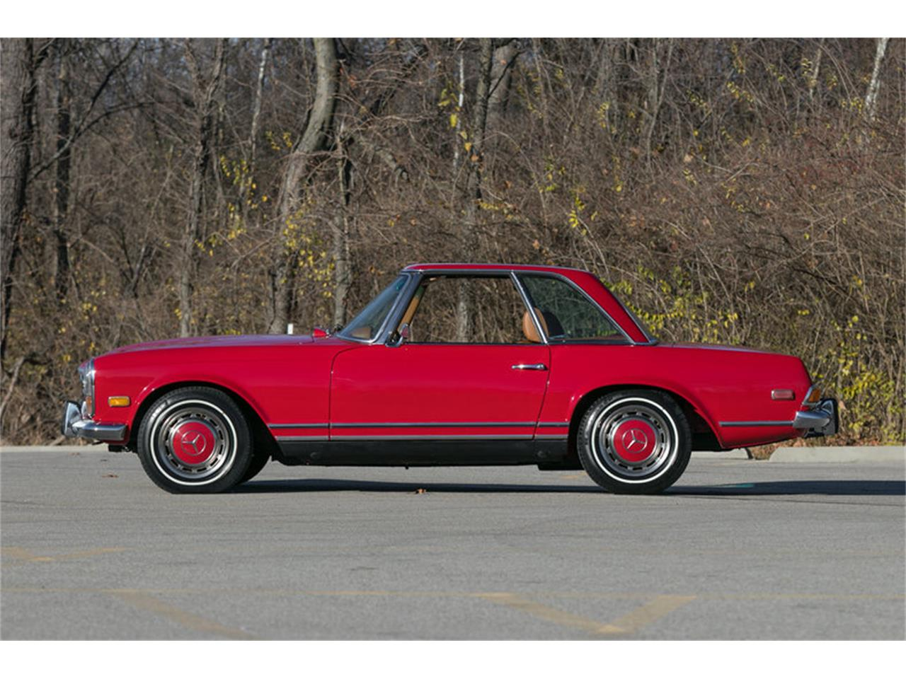 Large Picture of 1971 280SL Offered by Fast Lane Classic Cars Inc. - MFTR