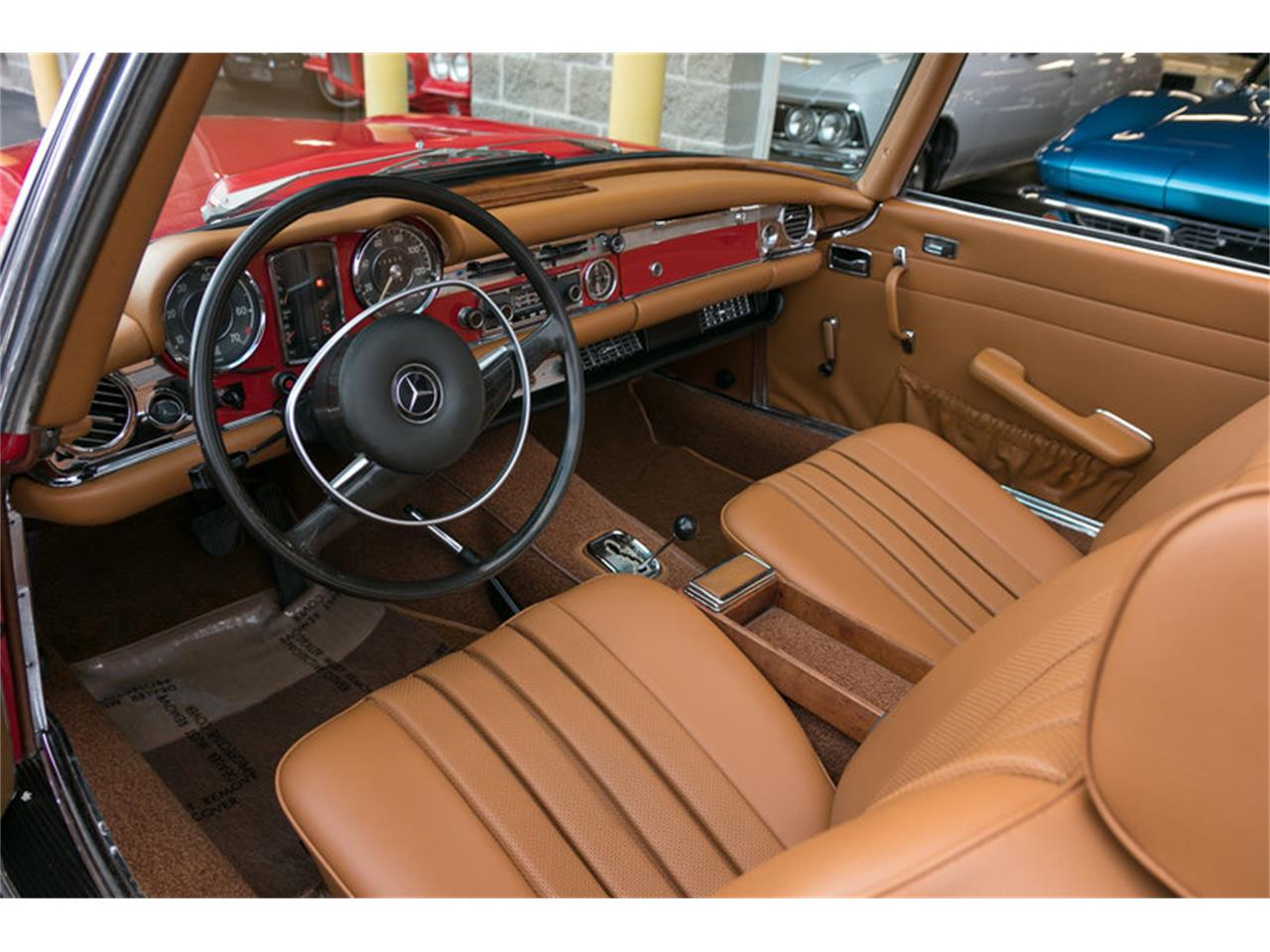 Large Picture of Classic '71 280SL Offered by Fast Lane Classic Cars Inc. - MFTR
