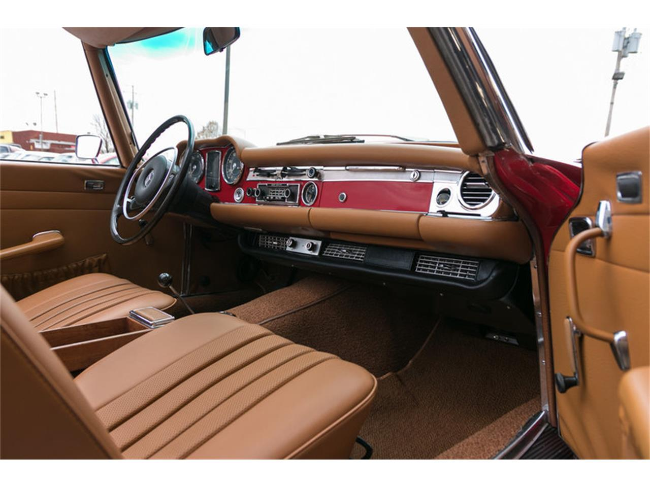 Large Picture of Classic 1971 Mercedes-Benz 280SL Offered by Fast Lane Classic Cars Inc. - MFTR