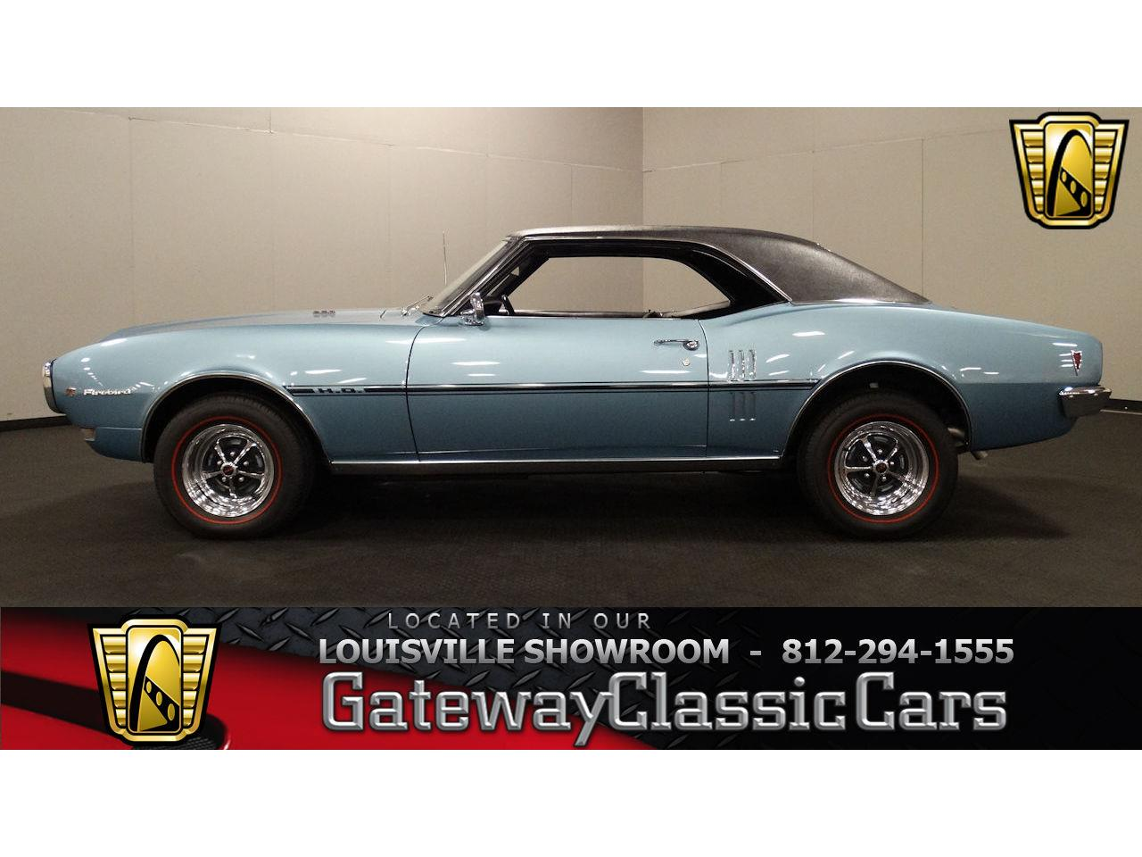 Large Picture of Classic 1968 Firebird - $24,995.00 - MFU0