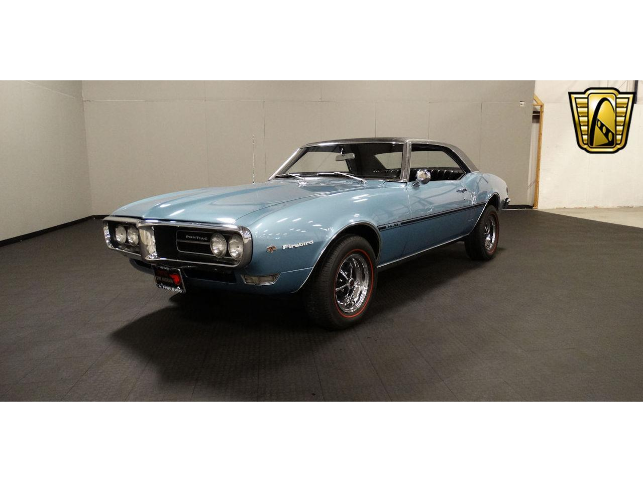 Large Picture of Classic 1968 Pontiac Firebird Offered by Gateway Classic Cars - Louisville - MFU0