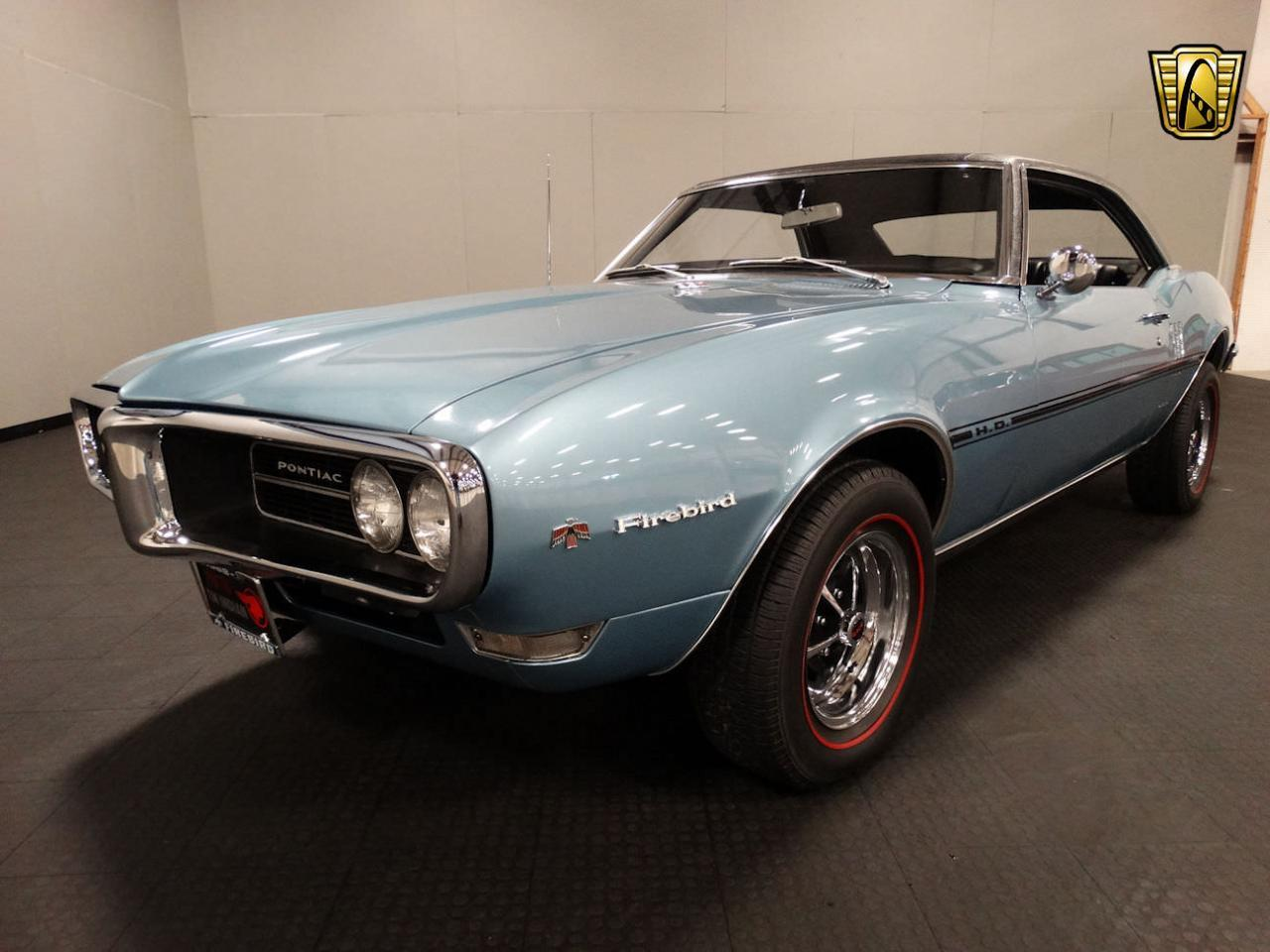 Large Picture of 1968 Pontiac Firebird located in Indiana - $24,995.00 - MFU0
