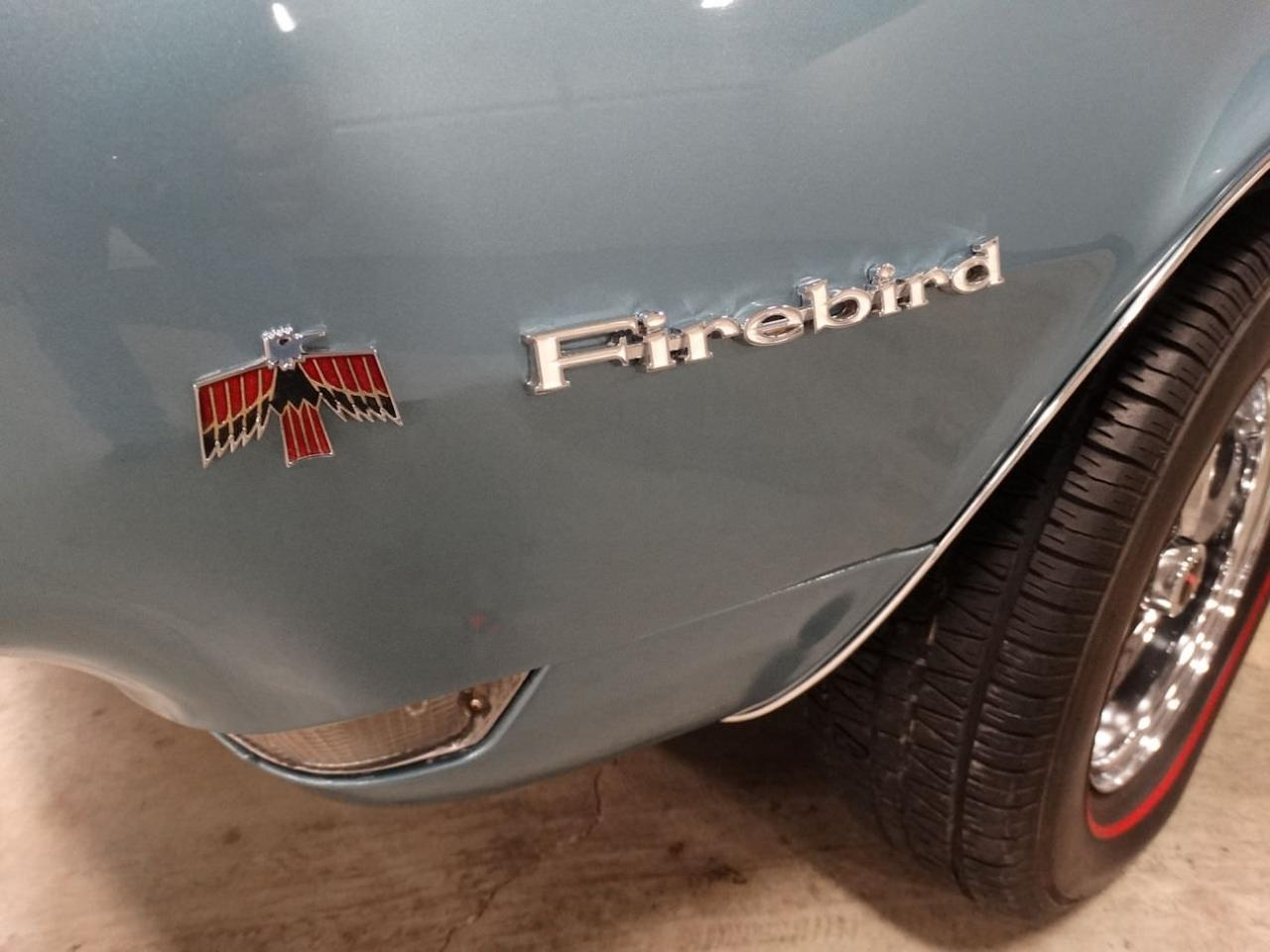 Large Picture of Classic '68 Firebird located in Indiana - MFU0