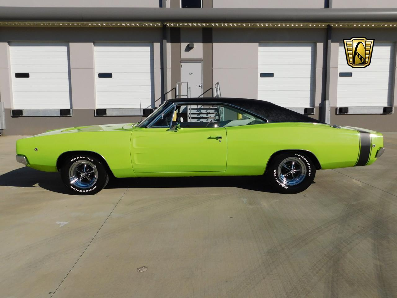 Large Picture of Classic 1968 Dodge Charger - MFU6