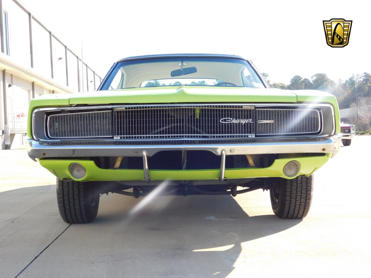 Large Picture of '68 Dodge Charger - MFU6