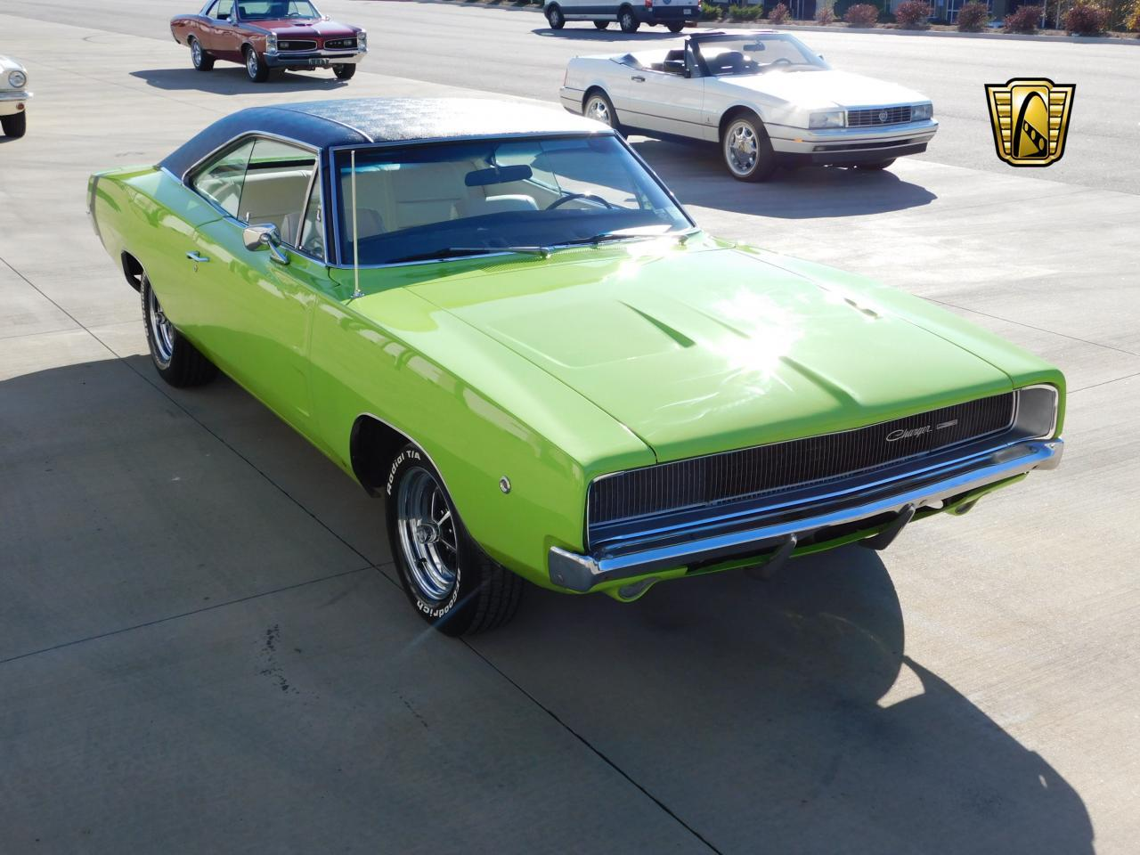 Large Picture of '68 Charger Offered by Gateway Classic Cars - Atlanta - MFU6