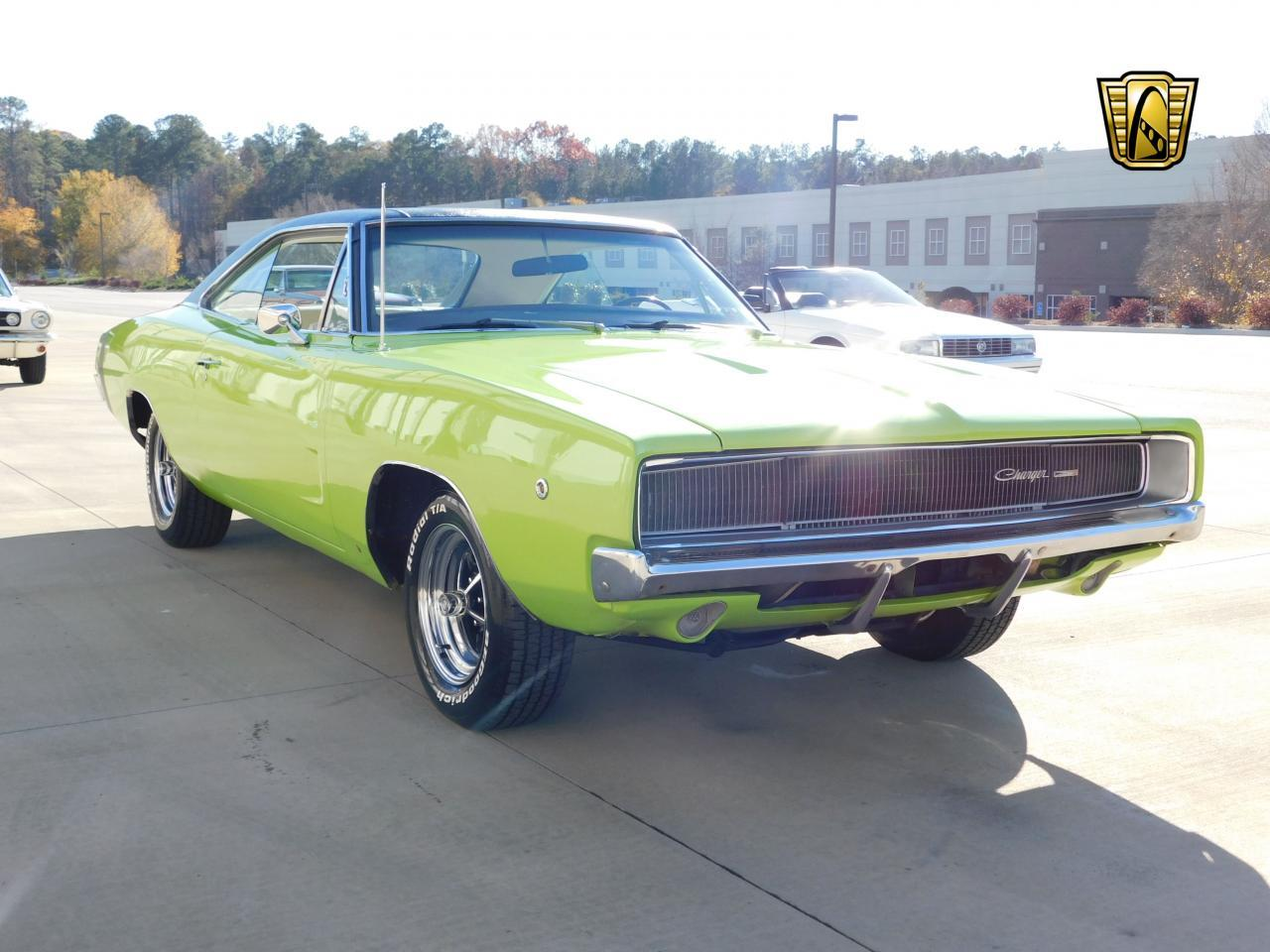 Large Picture of Classic 1968 Dodge Charger Offered by Gateway Classic Cars - Atlanta - MFU6