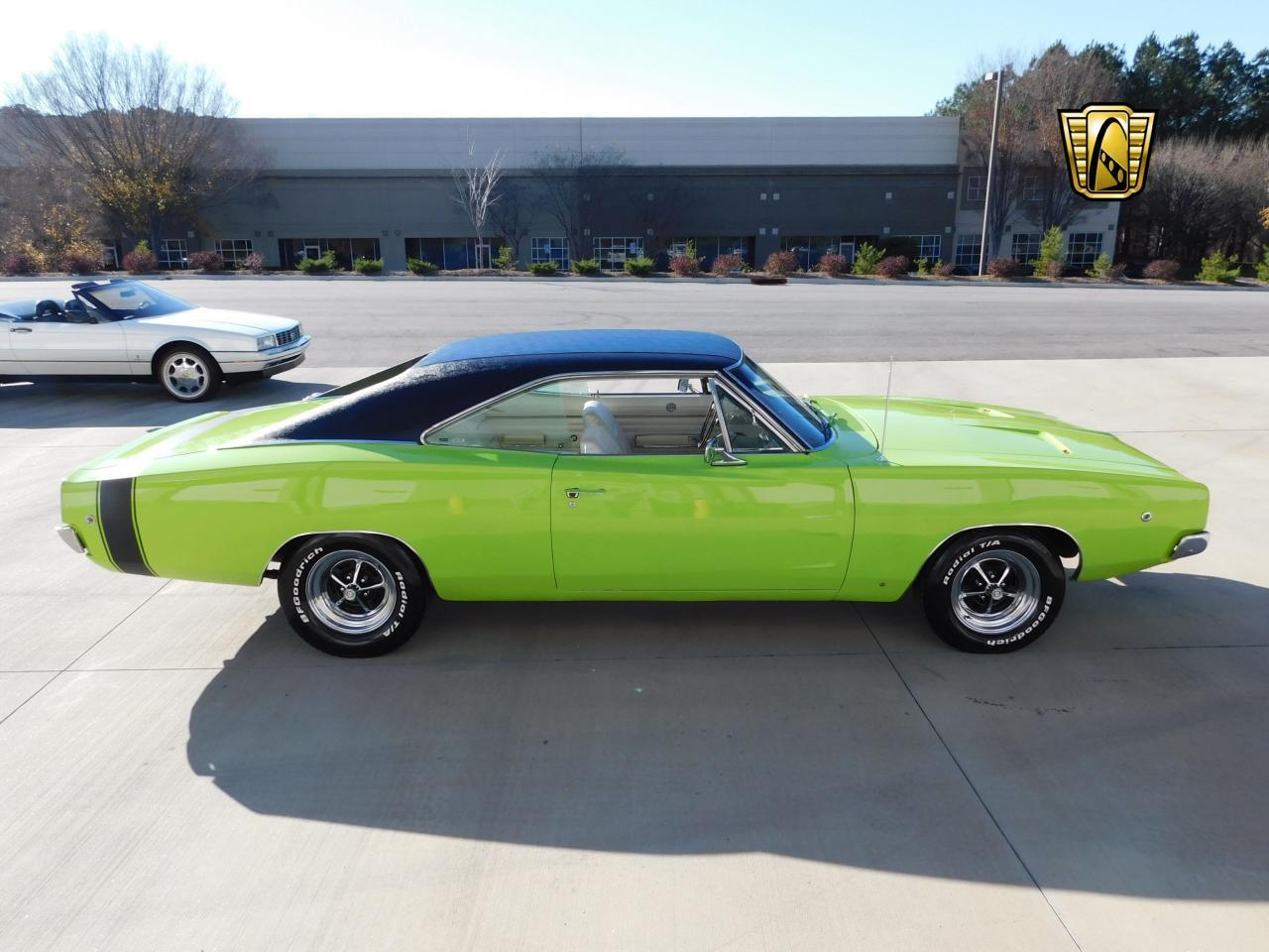 Large Picture of Classic '68 Charger located in Alpharetta Georgia Offered by Gateway Classic Cars - Atlanta - MFU6