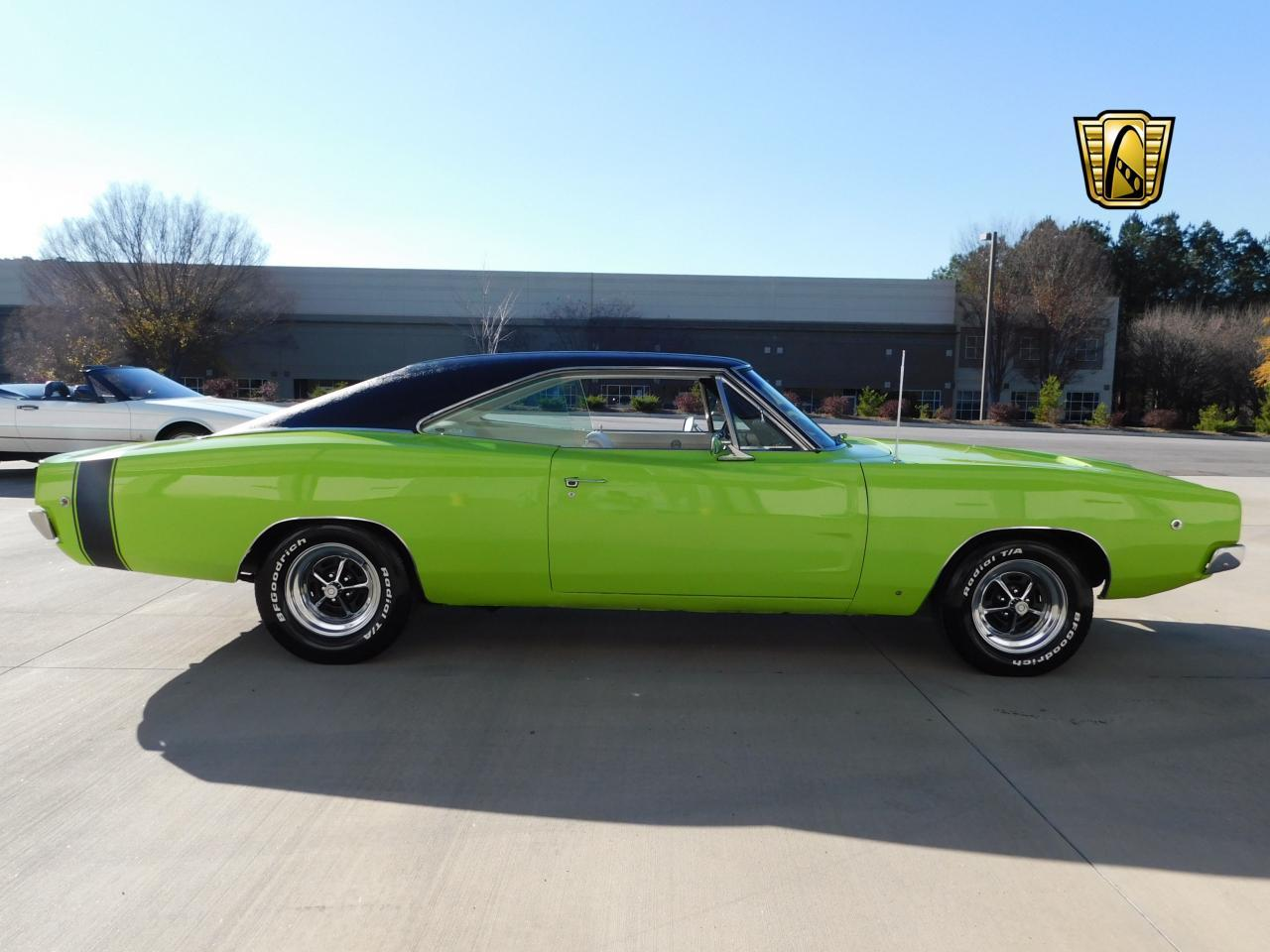 Large Picture of 1968 Charger located in Georgia Offered by Gateway Classic Cars - Atlanta - MFU6