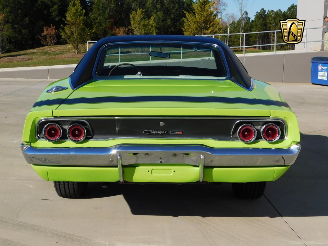Large Picture of 1968 Charger - MFU6