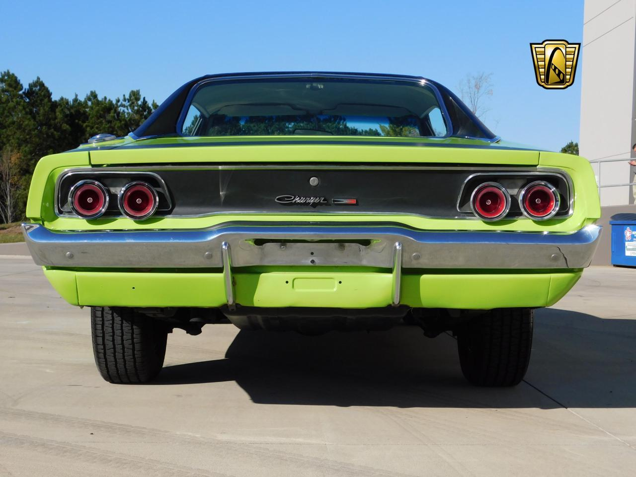 Large Picture of '68 Dodge Charger located in Alpharetta Georgia Offered by Gateway Classic Cars - Atlanta - MFU6