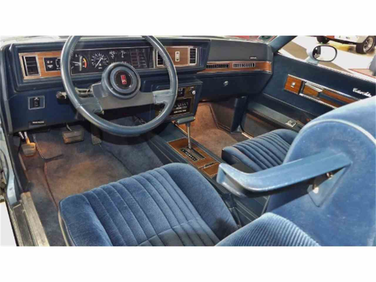 Large Picture of '87 Cutlass S - MFUL