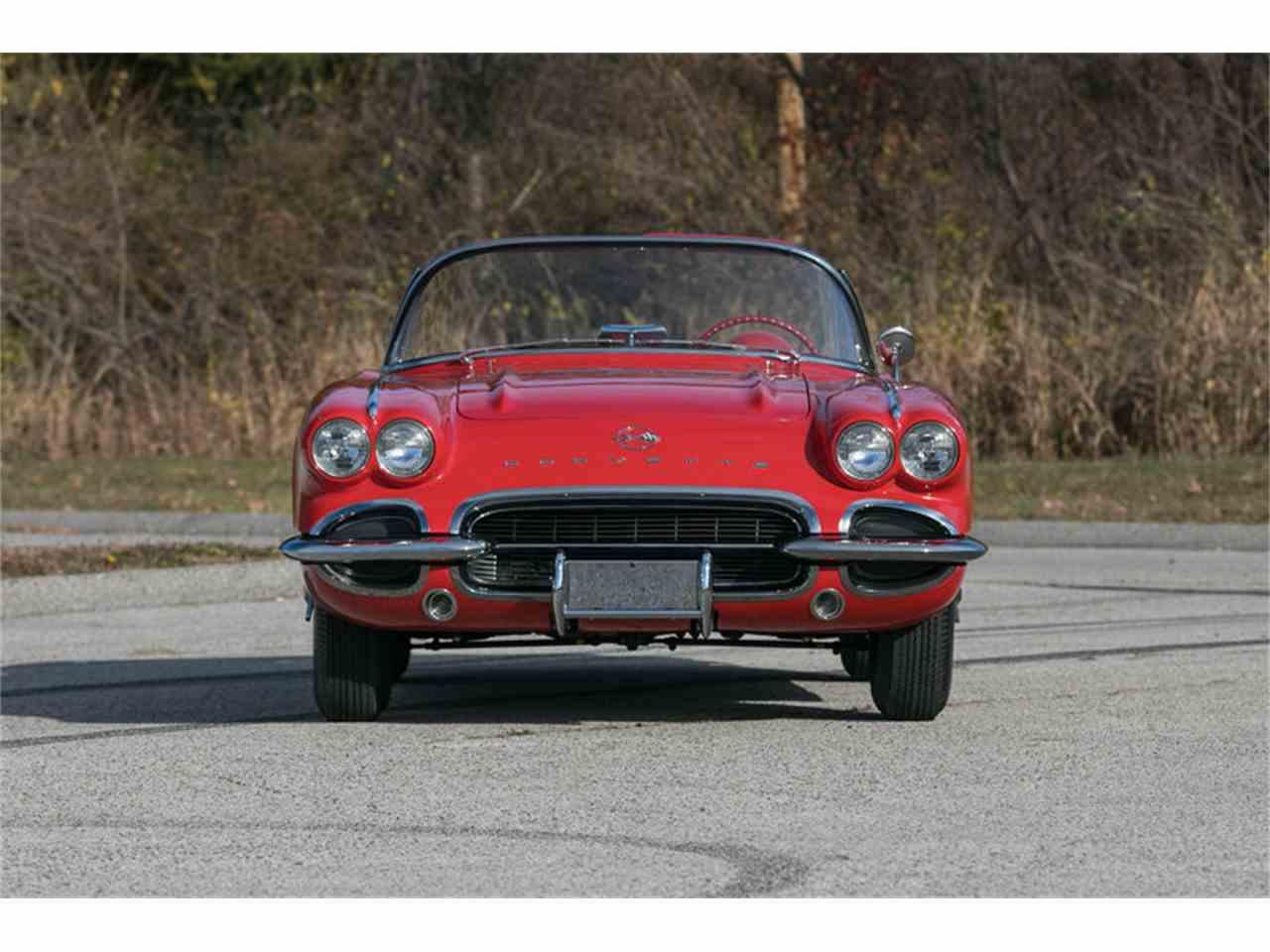 Large Picture of '62 Corvette - MFUM