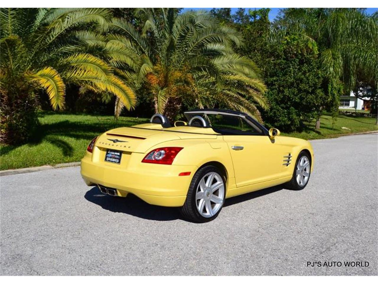 Large Picture of '05 Crossfire - MB0B