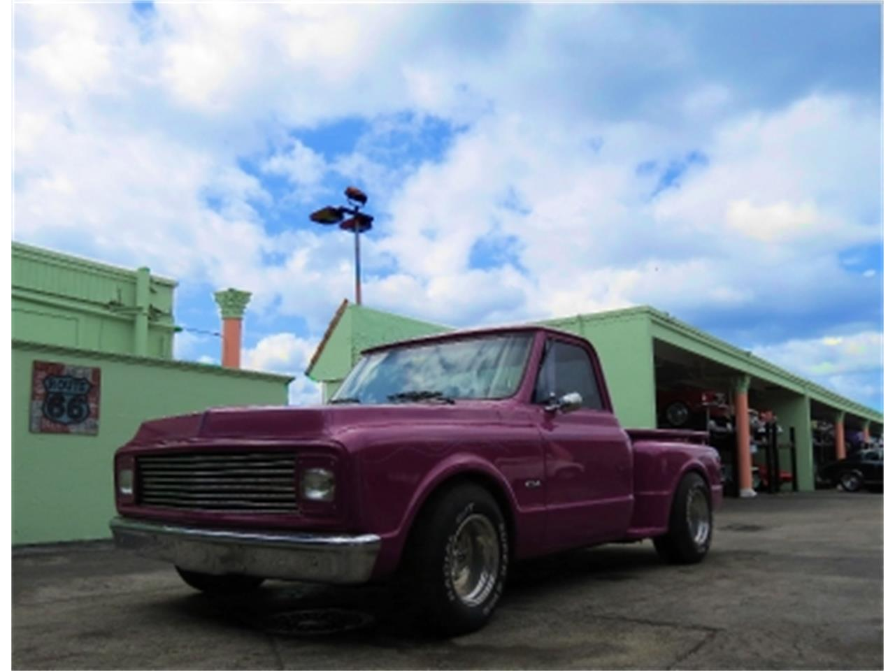Large Picture of '70 Pickup - MFVP
