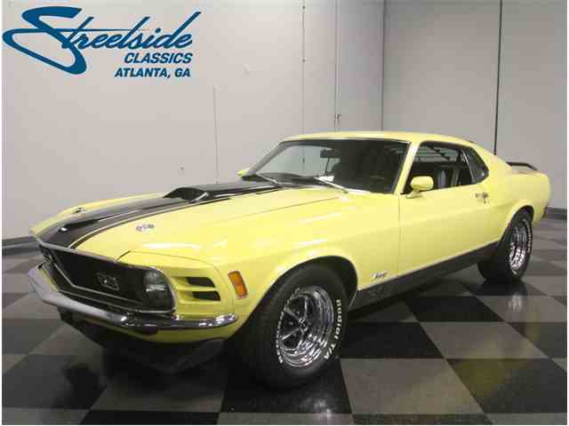 Picture of '70 Mustang Mach 1 - MFVR