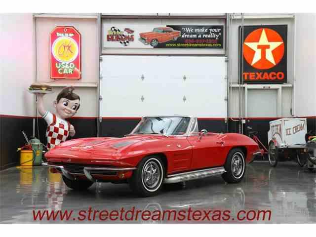 Picture of '63 Corvette - MFVS