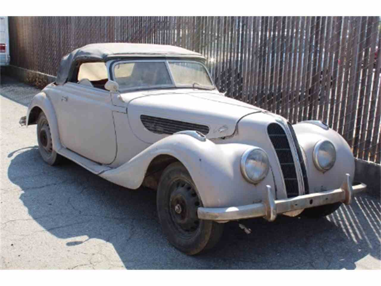 1938 BMW 3 Series for Sale | ClassicCars.com | CC-1047019