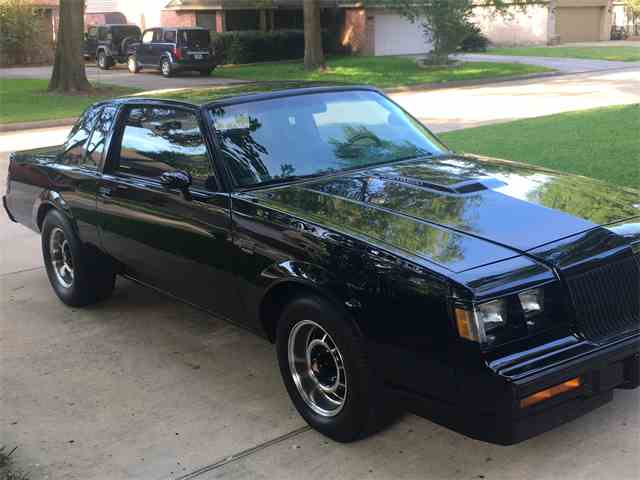Picture of '87 Grand National - MFX1