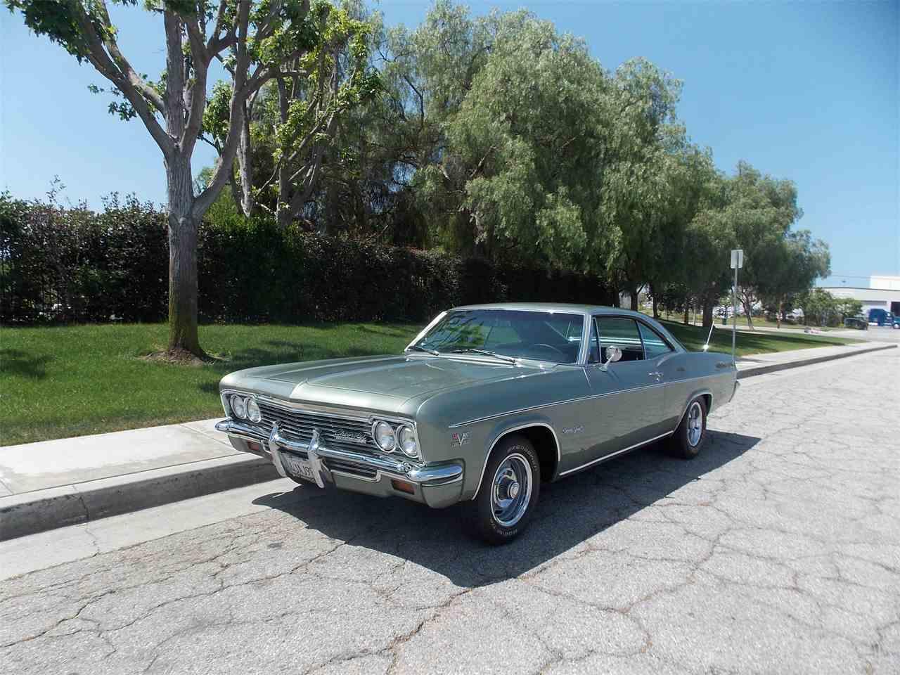 Large Picture of '66 Impala - MFX3