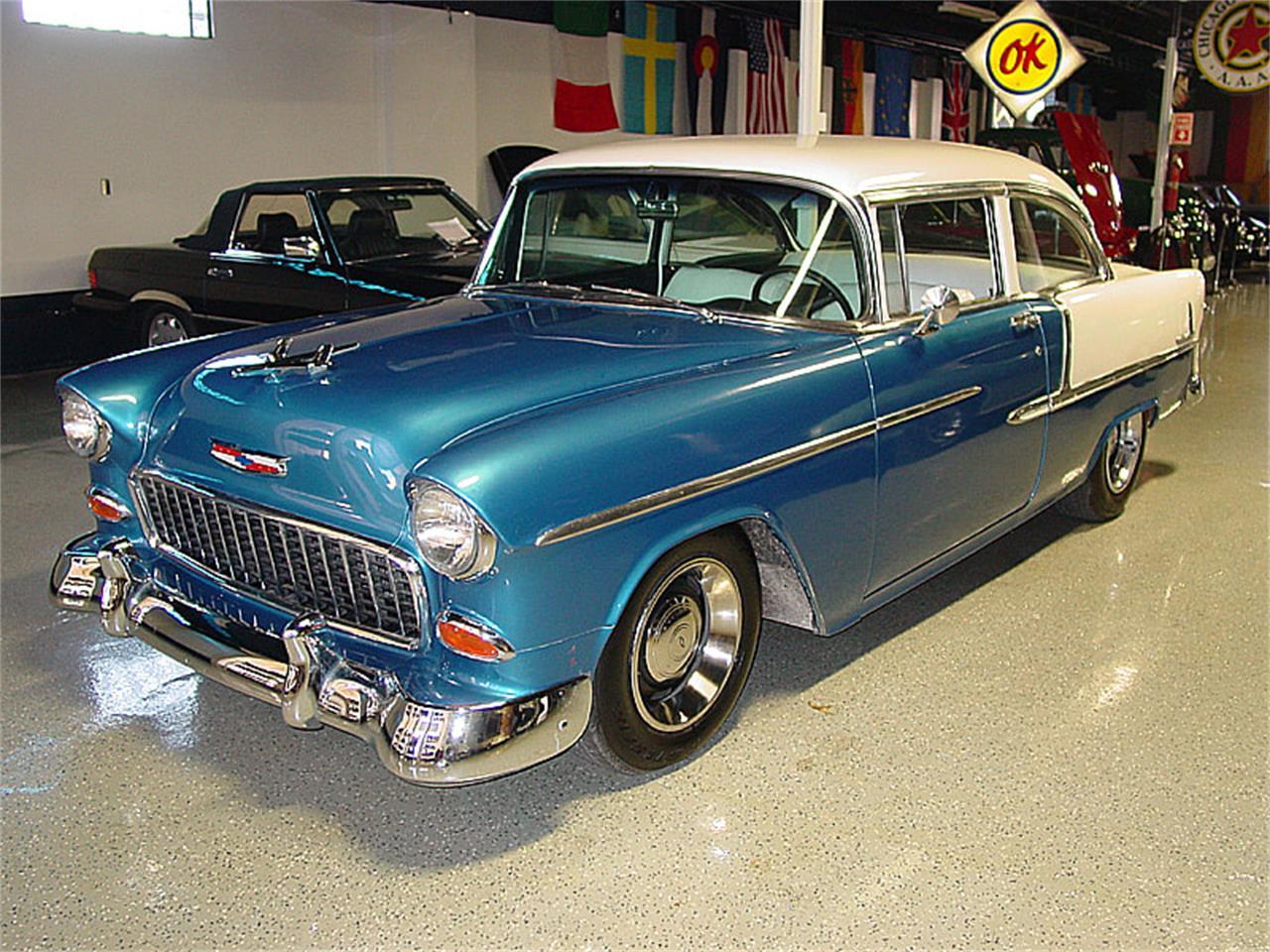 For Sale 1955 Chevrolet Bel Air In Colorado Springs Colorado