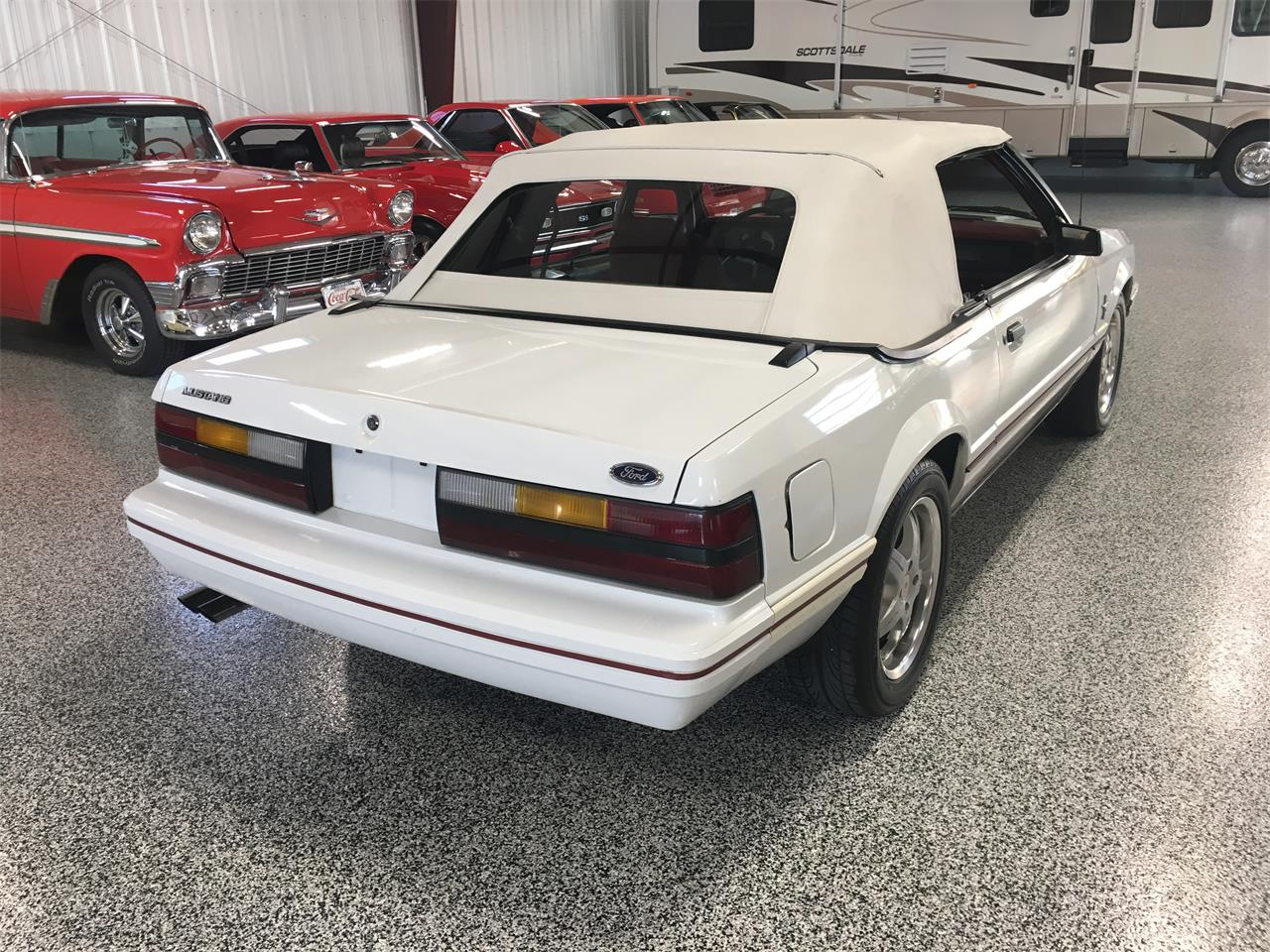Large Picture of '84 Mustang - MFXC